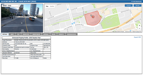 Identifying Property Assessment  Risks in Real Time